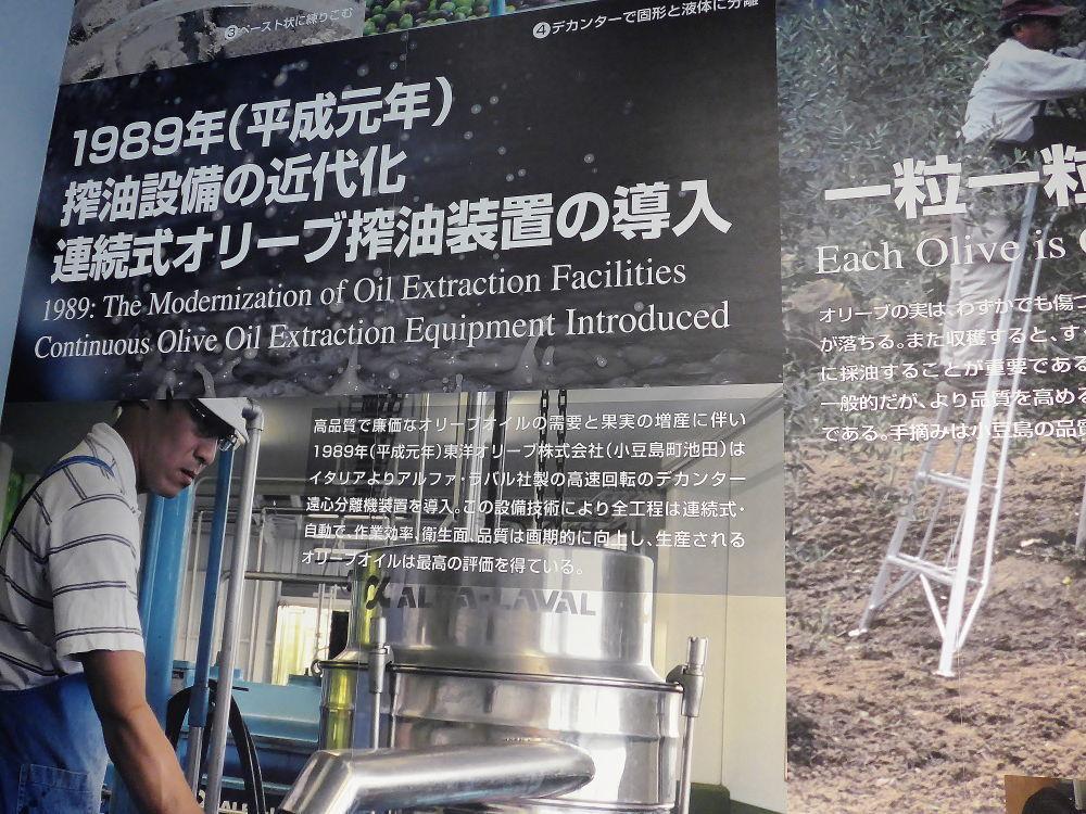 小豆島 オリーブオイルの歴史